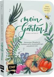 Mein Garten - Das illustrierte Gartenbuch - Cover