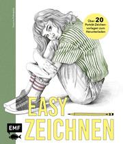 Easy zeichnen - Über 20 Porträt-Zeichen zum Herunterladen