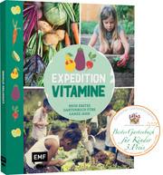 Expedition Vitamine - Mein erstes Gartenbuch fürs ganze Jahr - Cover