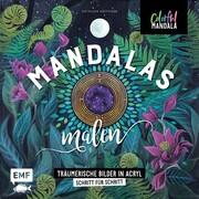 Colorful Mandala - Mandalas malen