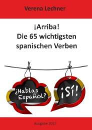 Arriba! Die 65 wichtigsten spanischen Verben