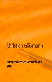 Kurzgeschichtensammelband 2017 - Cover