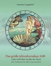 Das große Jahreshoroskop 2018