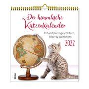 Der himmlische Katzenkalender 2022