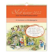 Bleib heiter 2022 - Der Postkartenkalender
