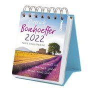 Dietrich Bonhoeffer-Tageskalender 2022