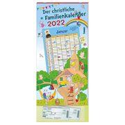 Der christliche Familienkalender 2022