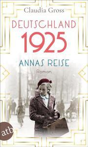 Deutschland 1925 - Cover