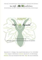 Skript: Nat-UR-Kosmetik