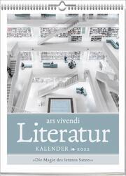 Literatur-Kalender 2022