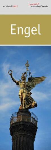 Lit. Lesezeichenkalender Engel 2022