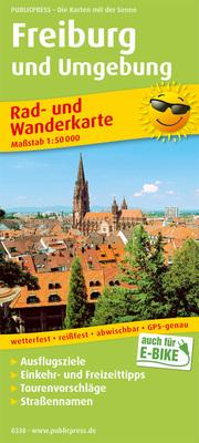 Freiburg und Umgebung mit Kaiserstuhl