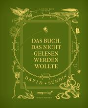 Das Buch, das nicht gelesen werden wollte - Cover