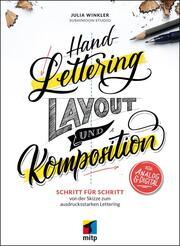 Handlettering - Layout & Komposition