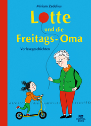Lotte und die Freitags-Oma - Cover