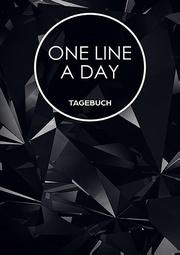 One Line a Day - Das Tagebuch für deine Gedanken zum Tag