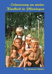 Erinnerungen an meine Kindheit in Plieningen