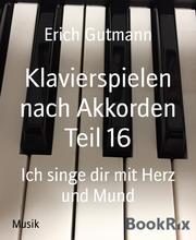 Klavierspielen nach Akkorden Teil 16