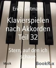Klavierspielen nach Akkorden Teil 32