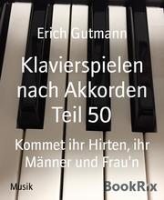 Klavierspielen nach Akkorden Teil 50