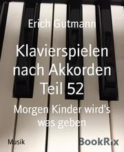 Klavierspielen nach Akkorden Teil 52