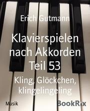 Klavierspielen nach Akkorden Teil 53