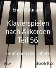 Klavierspielen nach Akkorden Teil 56