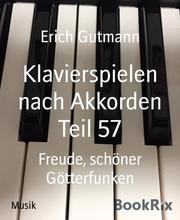 Klavierspielen nach Akkorden Teil 57