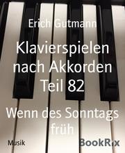 Klavierspielen nach Akkorden Teil 82
