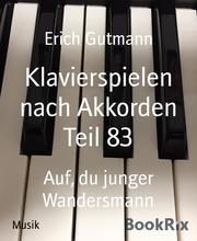 Klavierspielen nach Akkorden Teil 83