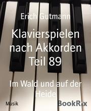 Klavierspielen nach Akkorden Teil 89