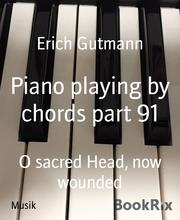 Piano playing by chords part 91