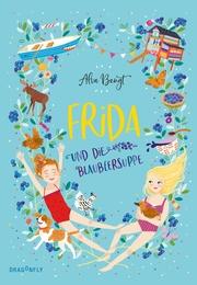 Frida und die Blaubeersuppe - Cover