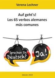 Auf geht's! Los 65 verbos alemanes más comunes
