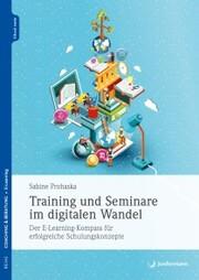 Training und Seminare im digitalen Wandel