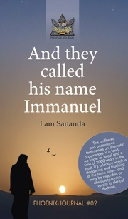 And they called his name Immanuel