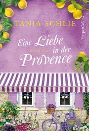 Eine Liebe in der Provence - Cover