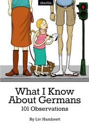 What I Know About Germans