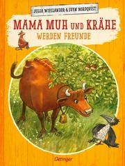 Mama Muh und Krähe werden Freunde - Cover