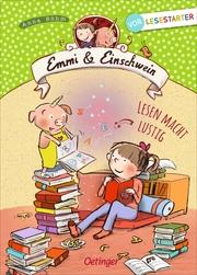 Emmi & Einschwein. Lesen macht lustig