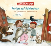 Ferien auf Saltkrokan - Cover