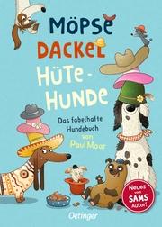 Möpse, Dackel, Hütehunde - Cover