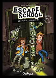 Escape School - Achtung, Zombies!