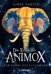 Die Erben der Animox - Der Kampf des Elefanten
