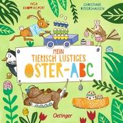 Mein tierisch lustiges Oster-ABC