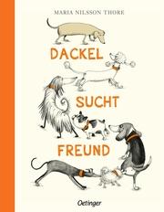 Dackel sucht Freund