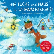 Hilf Fuchs und Maus im Weihnachtshaus!