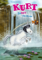 Kurt 3. EinHorn - eine Mission - Cover