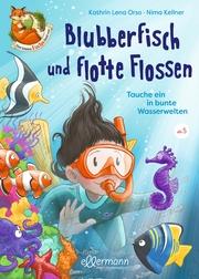 Blubberfisch und flotte Flossen