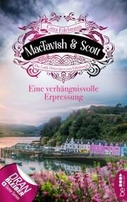 MacTavish & Scott - Eine verhängnisvolle Erpressung